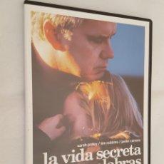 Cine: DVD CINE / LA VIDA SECRETA DE LAS PALABRAS DE ISABEL COIXET / NUEVA, CAJA DELGADA.. Lote 194537765