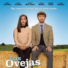 Cine: DVD LAS OVEJAS NO PIERDEN EL TREN. Lote 194541695