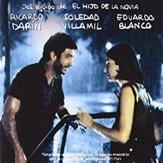 Cine: DVD EL MISMO AMOR LA MISMA LLUVIA. Lote 194541742