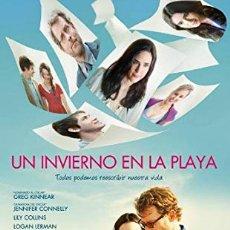 Cine: DVD UN INVIERNO EN LA PLAYA. Lote 194541753