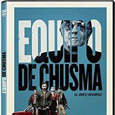 Cine: DVD EQUIPO DE CHUSMA. Lote 194541776