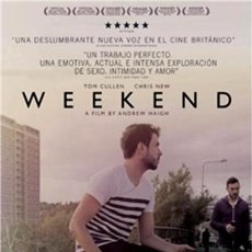 Cine: WEEKEND (V.O.S). Lote 194541971