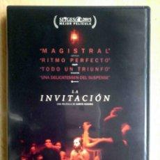 Cine: TODODVD: LA INVITACIÓN (LOGAN MARSHALL-GREEN, MICHIEL HUISMAN, TAMMY BLANCHARD, JOHN CARROLL LYNCH). Lote 194542467