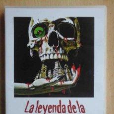 Cine: TODODVD: LA LEYENDA DE LA CASA DEL INFIERNO ( JOHN HOUGH ) DIVISA.. Lote 194542527