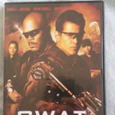Cine: DVD SWAT. Lote 194575476
