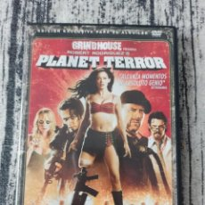 Cine: DVD ORIGINAL PLANET TERROR. Lote 194575501