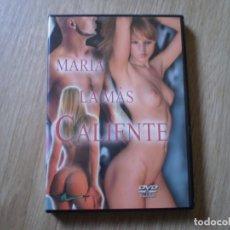 Cine: DVD PORNO. MARIA LAMAS CALIENTE. ORIGINAL. PERFECTO VISIONADO. Lote 194575627