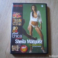 Cine: DVD PORNO. SHEILA MARQUEZ. ORIGINAL. PERFECTO VISIONADO. Lote 194575708