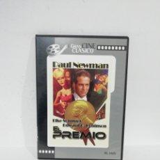 Cine: (DVS 12)EL PREMIO - DVD SEGUNDA MANO TAPA FINA. Lote 194582316