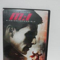 Cine: (DVS 12) MISIÓN IMPOSIBLE - DVD SEGUNDA MANO TAPA FINA. Lote 194583263
