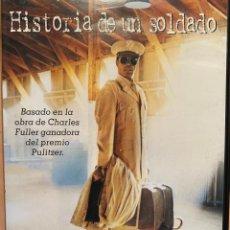 Cine: HISTORIA DE UN SOLDADO (DVD). Lote 194583343