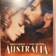 Cine: AUSTRALIA (DVD). Lote 194583832