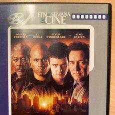 Cine: CIUDAD SIN LEY (DVD). Lote 194588166