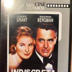 Cine: INDISCRETA (DVD). Lote 194588218