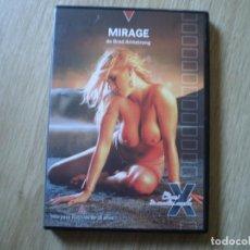 Cine: DVD PORNO. MIRAGE. ORIGINAL. PERFECTO VISIONADO. Lote 194591206
