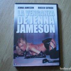 Cine: DVD PORNO. LA VENGANZA DE JENNA JAMESON. ORIGINAL. PERFECTO VISIONADO. Lote 194591237