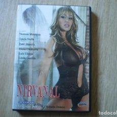Cine: DVD PORNO. NIRVANAL. ORIGINAL. PERFECTO VISIONADO. Lote 194591548