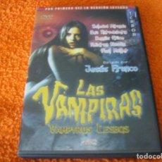 Cine: LAS VAMPIRAS // JESUS FRANCO . Lote 194594342