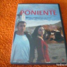 Cine: PONIENTE / JOSE CORONADO CINE ESPAÑOL . Lote 194594487