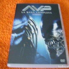 Cine: AVP / LA SAGA COMPLETA DVD. Lote 194594675