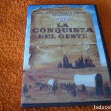 Cine: LA CONQUISTA DEL OESTE / UN CLASICO EDICION ESPECIAL , 3 DISCOS. Lote 194594865