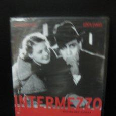 Cine: DVD INTERMEZZO. INGRID BERGMAN. COSTA EKMAN. CON EXTRAS. PRECINTADA.. Lote 194595615