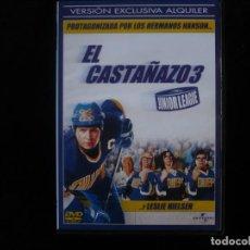 Cine: EL CASTAÑAZO 3 - DVD COMO NUEVO . Lote 194596720