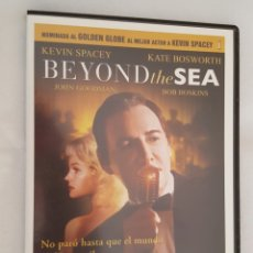 Cine: DVD CINE / BEYOND THE SEA DE KEVIN SPACEY / NUEVA, CAJA DELGADA.. Lote 194600813