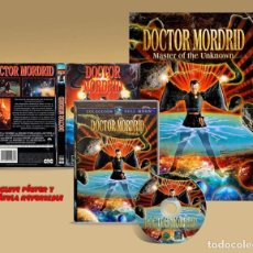 Cinema: DOCTOR MORDRID - DOCTOR MORDRID: MASTER OF THE UNKNOWN (NUEVO). Lote 194603408