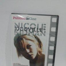 Cinéma: (DVS 14) DOGVILLE - DVD SEGUNDA MANO TAPA FINA. Lote 194606816