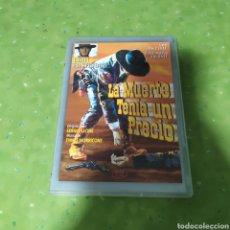 Cine: (S208) LA MUERTE TENIA UN PRECIO (DVD SEGUNDAMANO). Lote 194608686