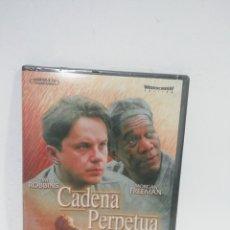 Cine: (DVS 13) CADENA PERPETUA - DVD SEGUNDA MANO TAPA FINA. Lote 194608746