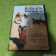 Cine: (S208) EL REY DEL RODEO (DVD SEGUNDAMANO). Lote 194608827