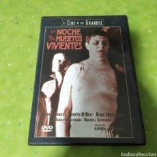 Cine: (S208) LA NOCHE DE LOS MUERTOS VIVIENTES (DVD SEGUNDAMANO). Lote 194608876