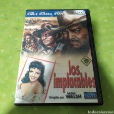 Cine: (S208) LOS IMPLACABLES (DVD SEGUNDAMANO). Lote 194608968