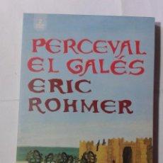 Cinéma: PERCEVAL EL GALES- ERIC ROHMER- 2 DVD. Lote 194616448