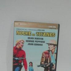 Cine: (DVS 13) NOCHE DE TITANES- DVD SEGUNDA MANO TAPA FINA. Lote 194617690