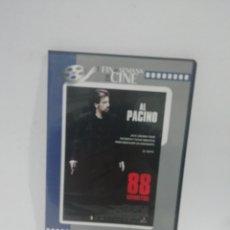 Cine: (DVS 15) 88MIN - DVD SEGUNDA MANO TAPA FINA. Lote 194624042