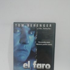 Cine: (DVS 16) EL FARO- DVD SEGUNDA MANO TAPA FINA. Lote 194625117
