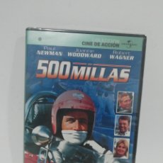 Cinéma: (DVS 16)500MILLAS - DVD SEGUNDA MANO TAPA FINA. Lote 194626942