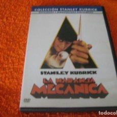 Cine: LA NARANJA MECANICA / STANLEY KUBRICK . Lote 194630641
