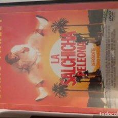 Cine: LA SALCHICHA PELEONA. Lote 194643297