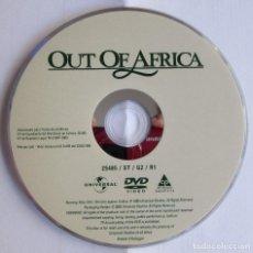 Cine: MEMORIAS DE AFRICA - SYDNEY POLLACK - VENTA DEL DVD PROCEDENTE DEL COMBO DE LA IMAGEN. Lote 194643652