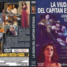 Cine: LA VIUDA DEL CAPITÁN ESTRADA (1991). Lote 194643865