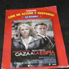 Cine: DVD - CAZA A LA ESPIA - NAOMI WATTS - SEAN PENN - 2011. Lote 194645992