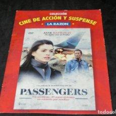 Cine: DVD - PASSENGERS - RODRIGO GARCIA - ANNE HATHAWAY - 2008. Lote 194646063