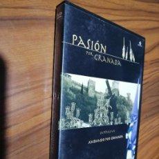 Cine: PASION POR GRANADA VII. ANDANDO POR GRANADA. SEMANA SANTA EN GRANADA. DVD EN BUEN ESTADO. Lote 194648611