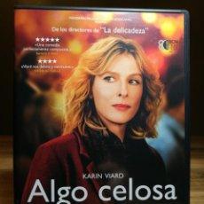 Cine: ALGO CELOSA DVD 2017 FR. COMEDIA. CELOS - KARIN VIARD , DARA TOMBROFF , ANNE DORVAL , CORENTINA FILA. Lote 194649985