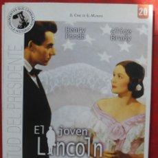 Cine: EL JOVEN LINCOLN. Lote 194658407
