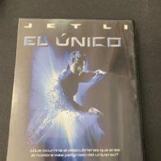 Cine: (14248) EL ÚNICO ( DVD SEGUNDA MANO ). Lote 194660991